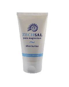 Zechsal bodycream, 150 ml. Geeft de huid rust.