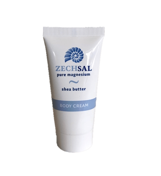 Zechsal bodycream, 30 ml reisverpakking.