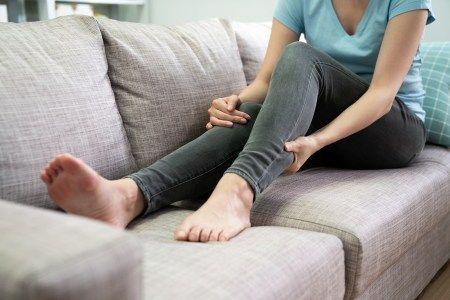 Magnesium en onrustige benen